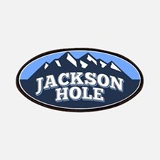 Jackson Hole Blue Patches