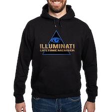 Cute Illuminati Hoody