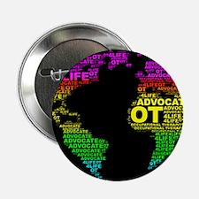 "ONE WORLD OT LOVE 2.25"" Button (10 pack)"
