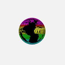ONE WORLD OT LOVE Mini Button