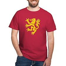 Scotland Lion T-Shirt