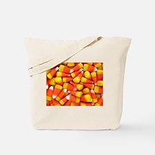 Candy Corn Halloween Shirt Tote Bag