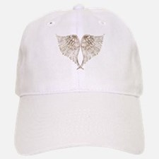 Golden Angel Baseball Baseball Cap