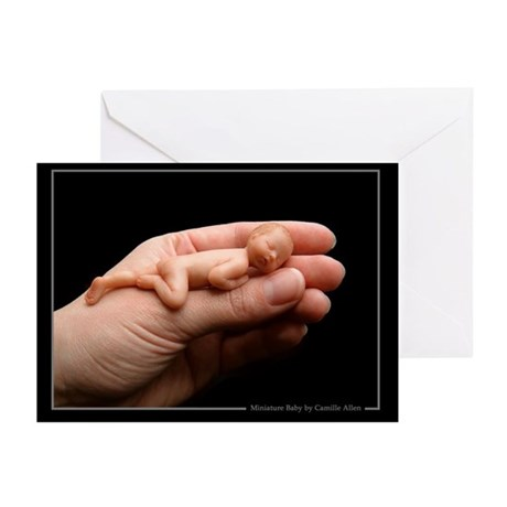 Laurel (A) Greeting Cards (Pk of 10)