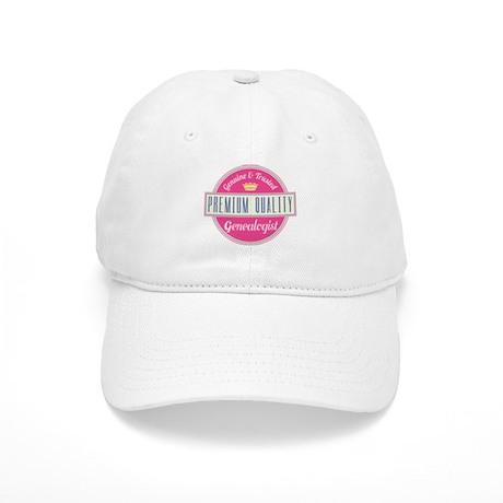 Funny Premium Quality Genealogist Baseball Cap
