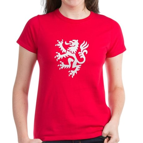 Scotland Lion Women's Dark T-Shirt