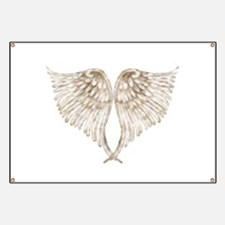 Golden Angel Banner