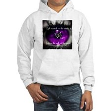 Through the eye of lupus Hoodie