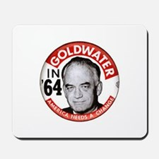 Barry Goldwater in '64 Mousepad