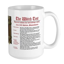 """The Witch Test"" Mug"