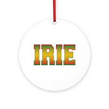 Irie Ornament (Round)