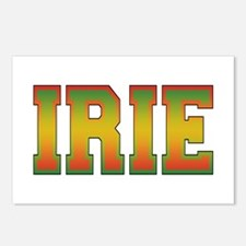 Irie Postcards (Package of 8)