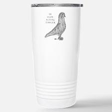 Ye Olde Flying Tippler Pigeon Travel Mug