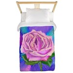 Prayer Rose Twin Duvet