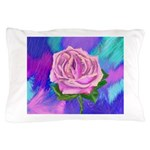 Prayer Rose Pillow Case