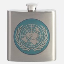 The United Nations Flask