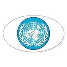 The United Nations Decal