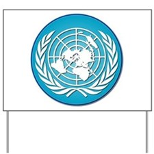 The United Nations Yard Sign