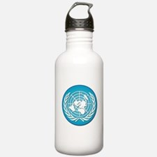 The United Nations Sports Water Bottle