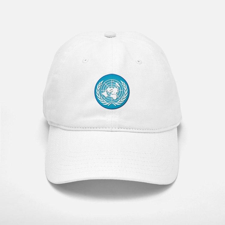 The United Nations Baseball Baseball Cap