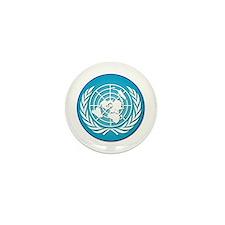 The United Nations Mini Button