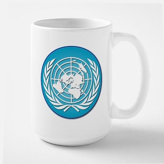 The United Nations Large Mug