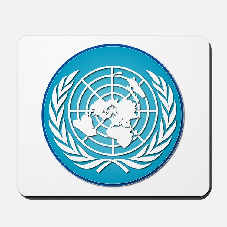 The United Nations Mousepad