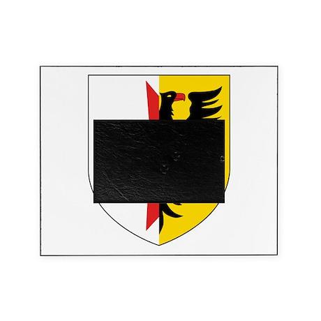 5 Schnellbootgeschwader Wappen Picture Frame