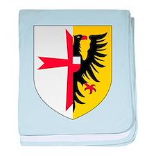 5 Schnellbootgeschwader Wappen baby blanket