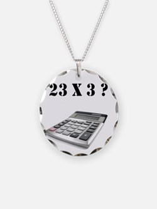 23 x 3? Necklace