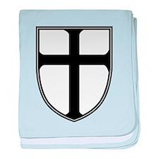 7 Schnellbootgeschwader Wappen baby blanket