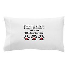 My Tibetan Terrier Pillow Case