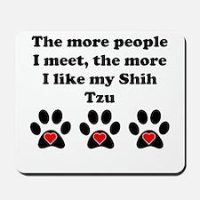 My Shih Tzu Mousepad