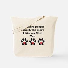 My Shih Tzu Tote Bag