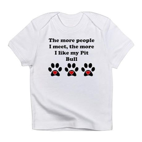 My Pit Bull Infant T-Shirt