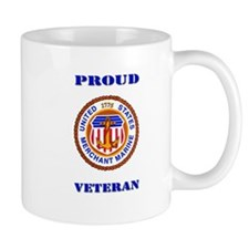 Proud Merchant Marine Veteran Mug