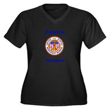 Proud Merchant Marine Veteran Plus Size T-Shirt