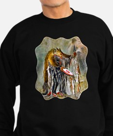 Bear Dance Medicine Man Sweatshirt