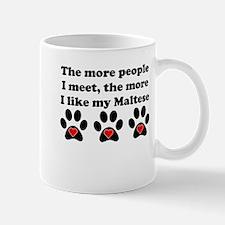 My Maltese Small Mug