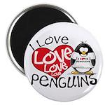 I Love Love Love Penguins 2.25