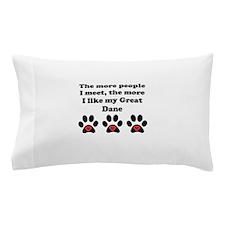 My Great Dane Pillow Case