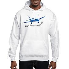 Fly it like you stole it! Hoodie
