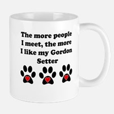 My Gordon Setter Small Mug
