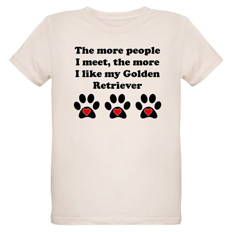 My Golden Retriever T-Shirt