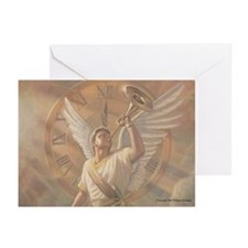 """""""The Midnight Herald Greeting Cards (Pk of 10)"""