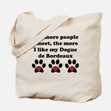 My Dogue de Bordeaux Tote Bag