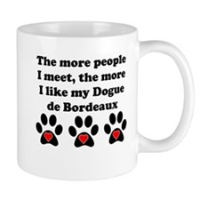 My Dogue de Bordeaux Small Mug