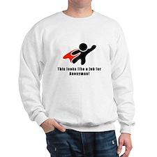 Anonyman to the Rescue Sweatshirt