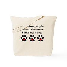 My Corgi Tote Bag