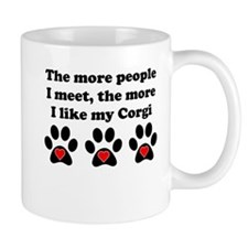 My Corgi Small Mug